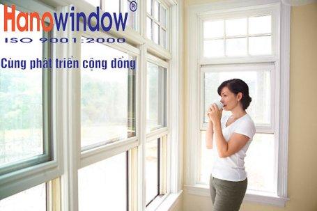 Một số đặc tính ưu việt của cửa nhựa Hanowindow® uPVC